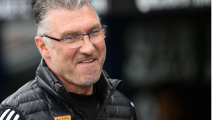 Nigel Pearson, técnico del Watford