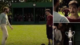 Imágenes de 'Un juego de caballeros', de Netflix.