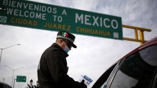 La cuarentena se extiende en México.