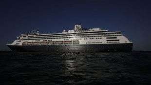 Un crucero en Panamá