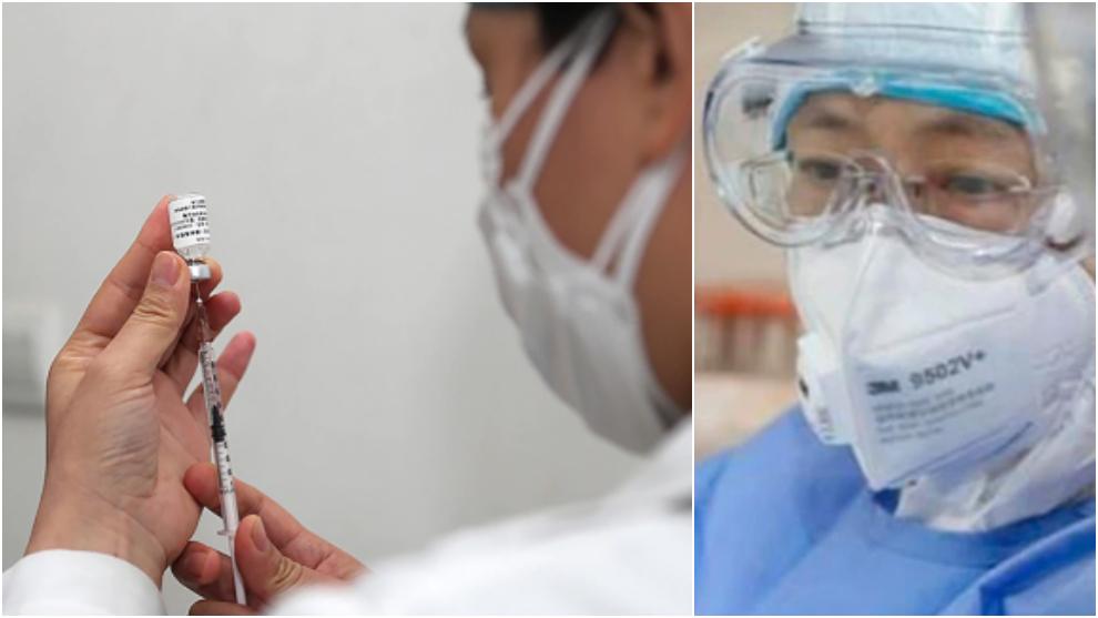 China prueba la vacuna del coronavirus en humanos.