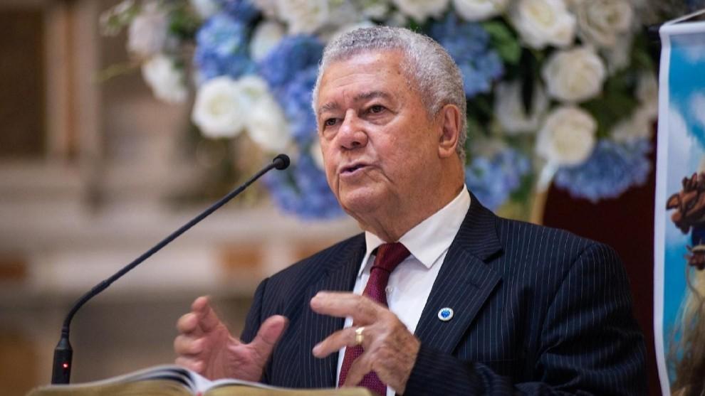 José Dalai Rocha, presidente de Cruzeiro