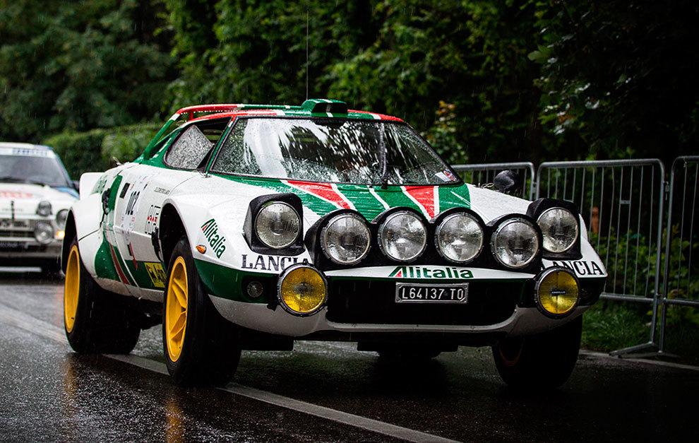 Por un Lancia Stratos se paga hoy más de medio millón de euros.