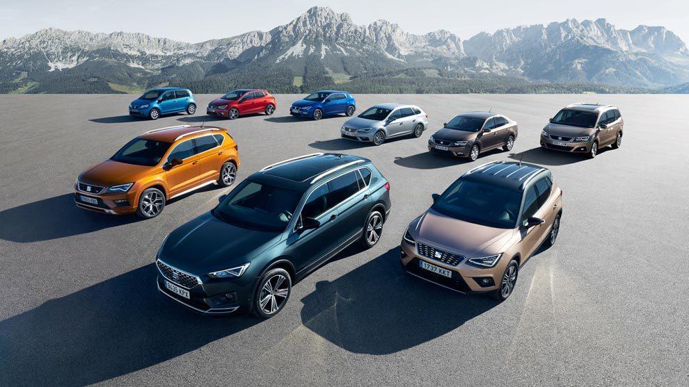 Seat lidera el ranking de 2020 tanto en ventas como en modelos, con el...