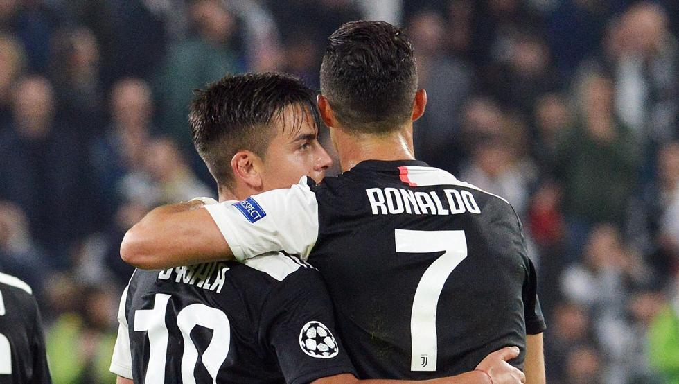 Dybala I Told Cristiano Ronaldo That He Is Hated In Argentina Marca In English