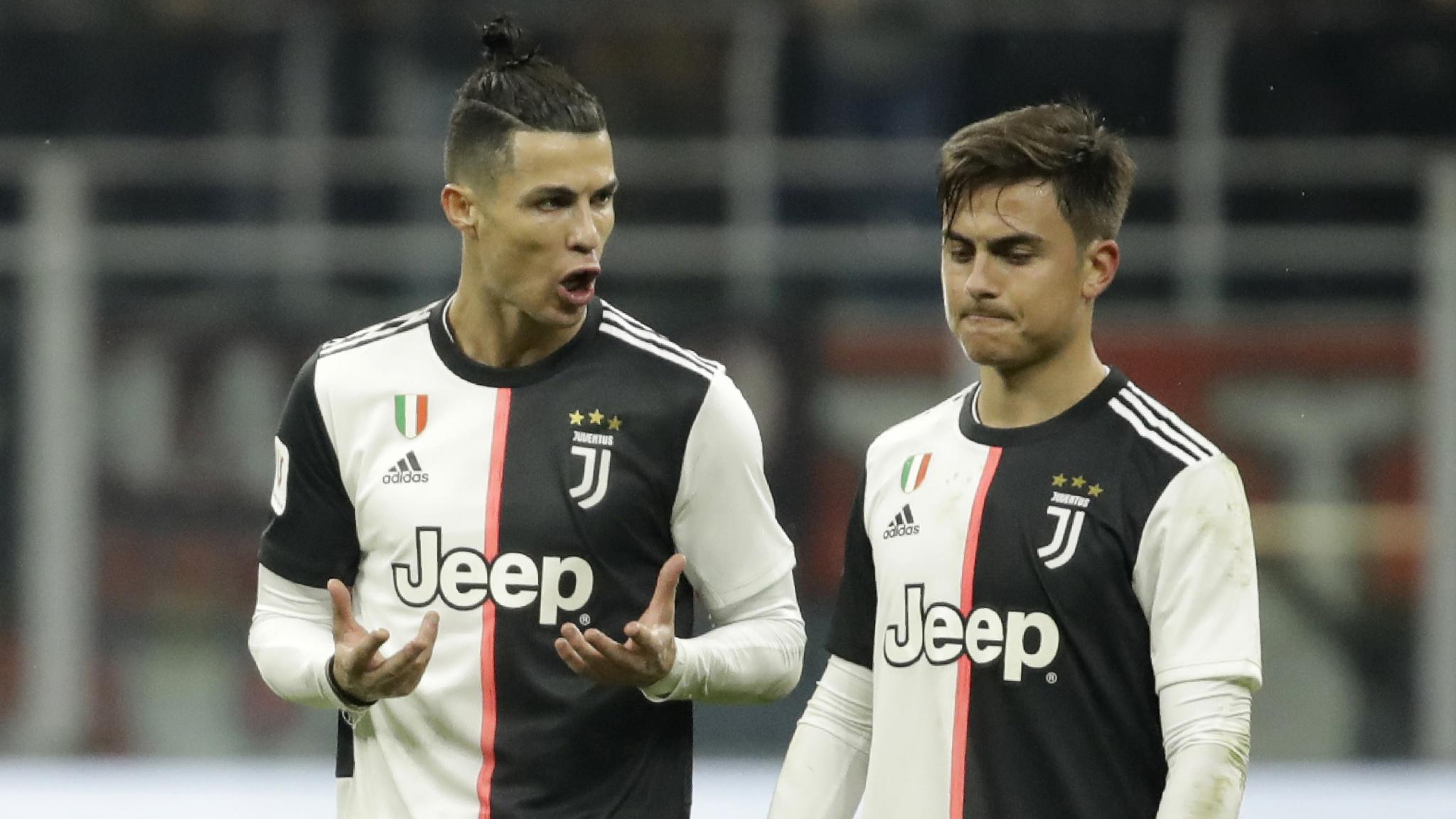Cristiano y Dybala tienen una buena relación en la Juventus