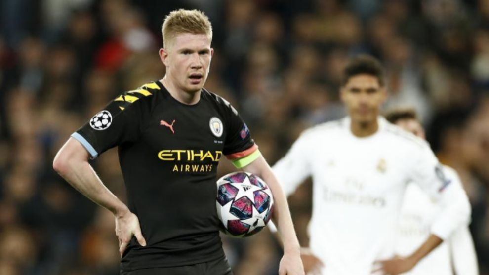 Man City star De Bruyne to defer retirement plans