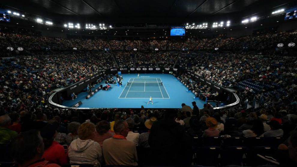 1986: Último año que el Grand Slam del tenis quedó incompleto