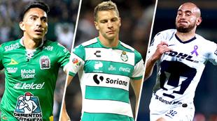 León, Santos y Pumas son de los clubes que han oficializado sus...