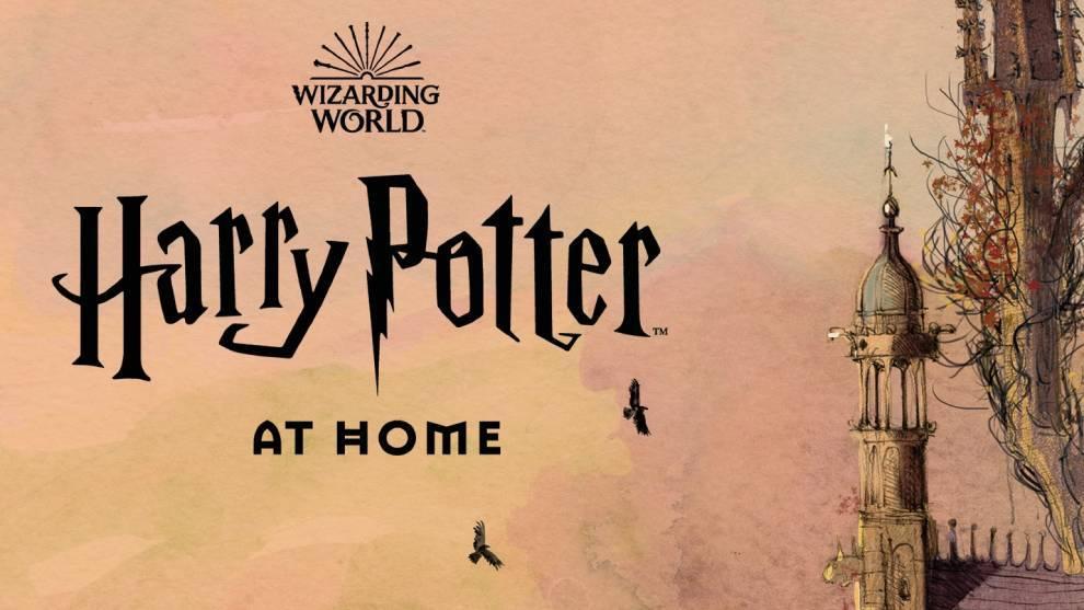 Coronavirus: J. K. Rowling lanza 'Harry Potter at Home', para que ...