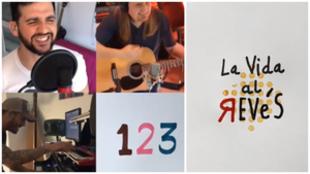 'La vida al revés', la canción que Fran Perea, de Los...