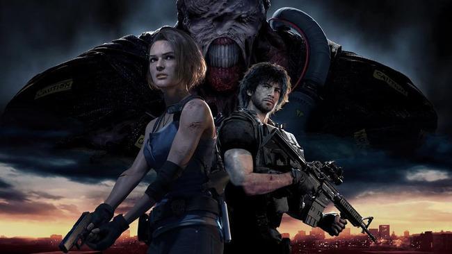 Resident Evil 3 llega remasterizado