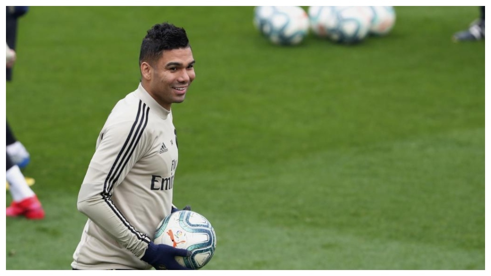 Real Madrid: Casemiro: It's time to win the coronavirus fight, not think LaLiga or the Champions League