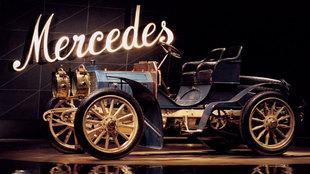 Este 40 HP de 1902 es el más antiguo de cuantos modelos con el nombre...