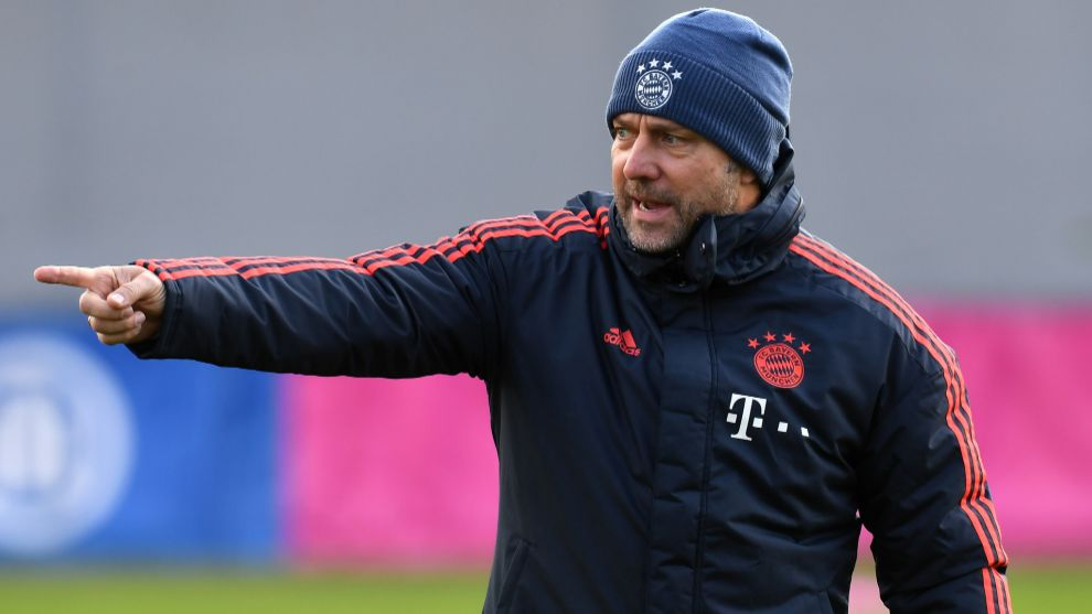 Bayern Munich extend Flick's contract to 2023