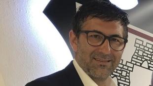 Mauro Pérez, direcor deportivo del Albacete