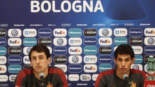 Oyarzabal y Vallejo, dos de los jugadores beneficiados por el cambio...