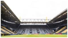 El Westfalen Stadion, la casa de Borussia Dortmund.