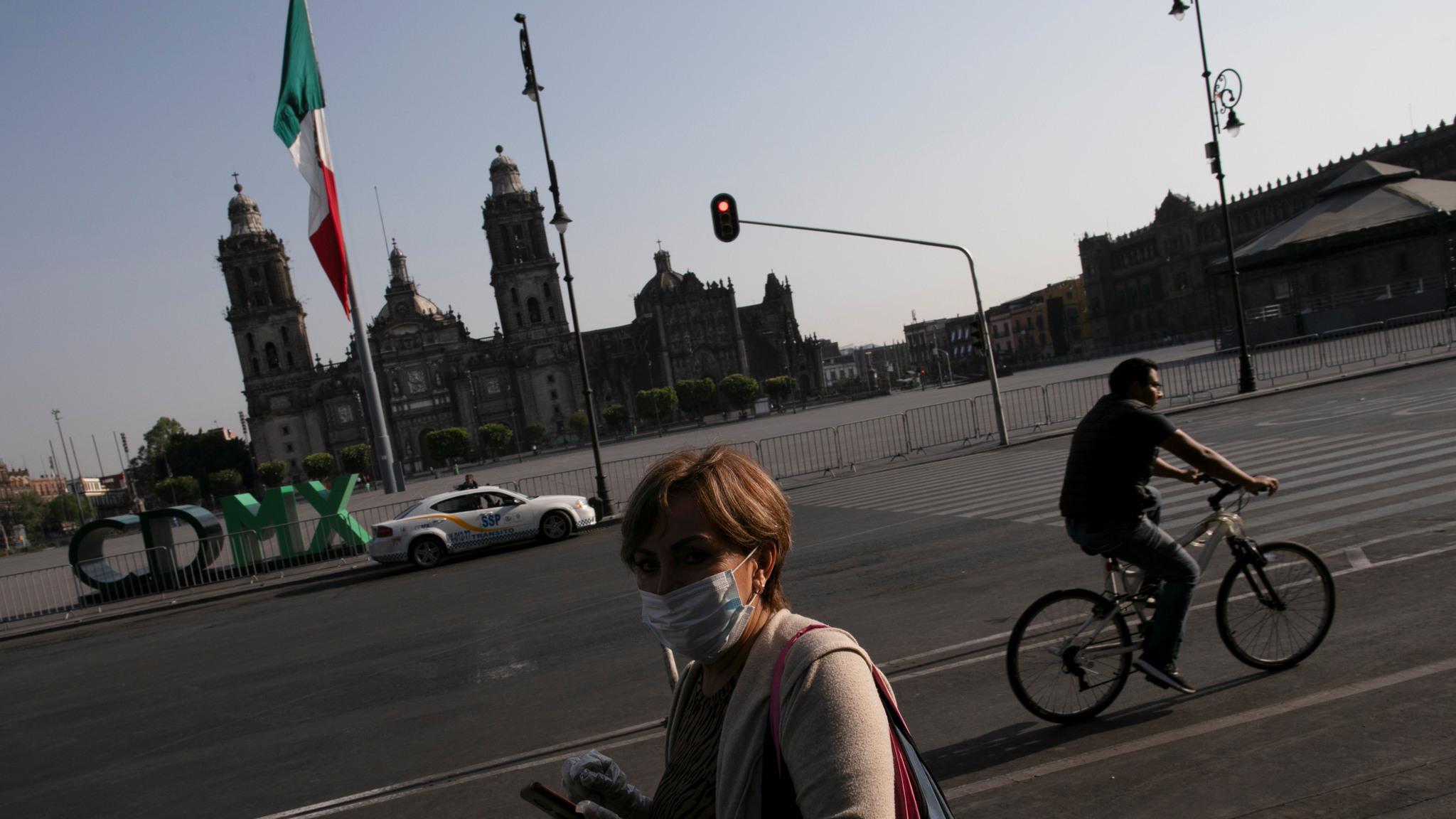 ¿Cuántos contagios de coronavirus hay en México? Actualización de...