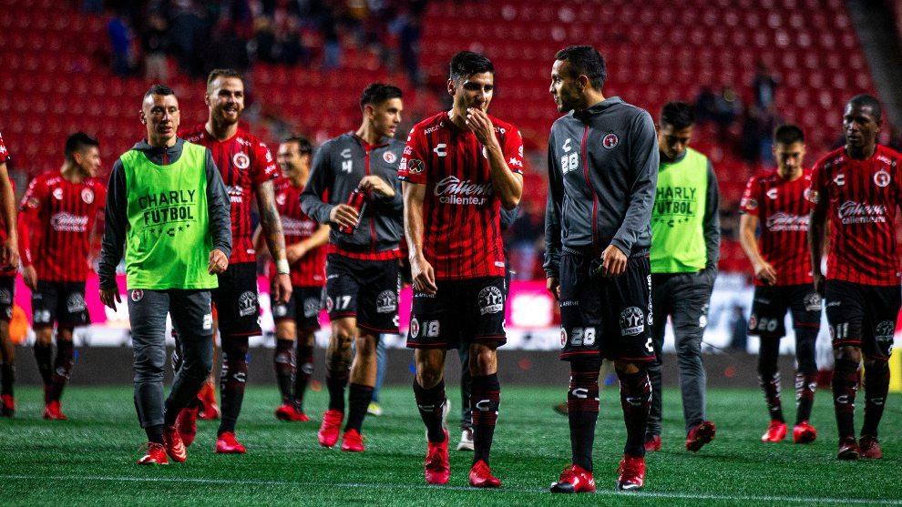 Xolos de Tijuana tiene 30 casos de COVID-19 y la Liga Mx pospone sus dos siguientes partidos