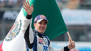 Memo Rojas quiere defender su título en Le Mans.