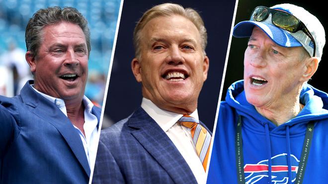 NFL: Dan Marino, John Elway y Jim Kelly: La mejor generación de quarterbacks | MARCA Claro México