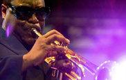 Wallace Roney durante el homenaje a Miles Davis en la 47 edición del...