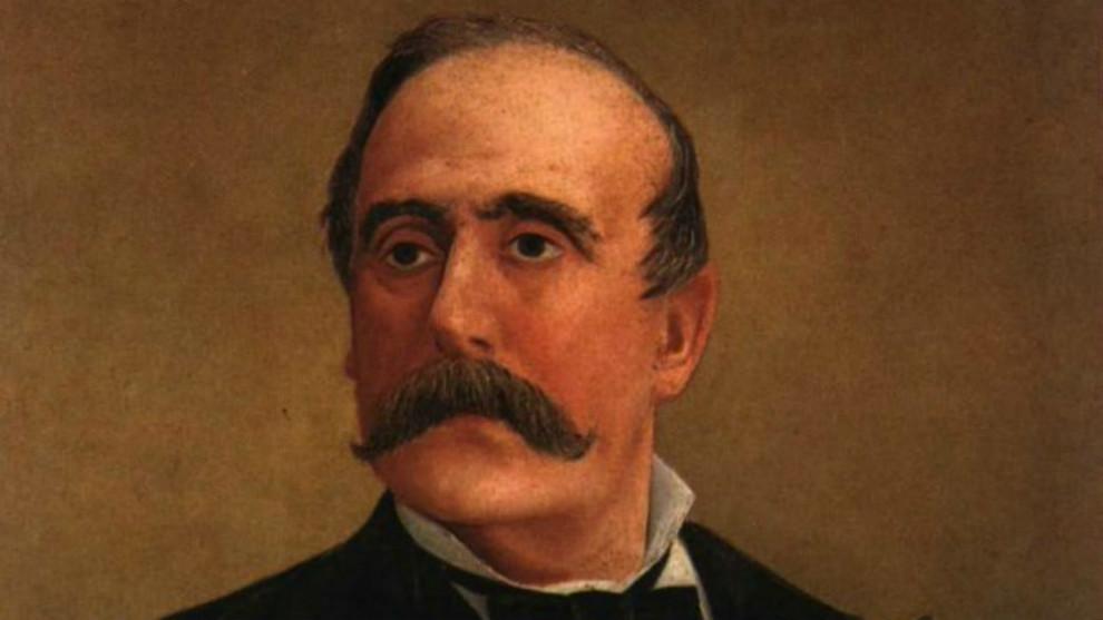 Retrato de George Averoff