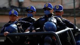 Un policía falleció en la CDMX por COVID-19