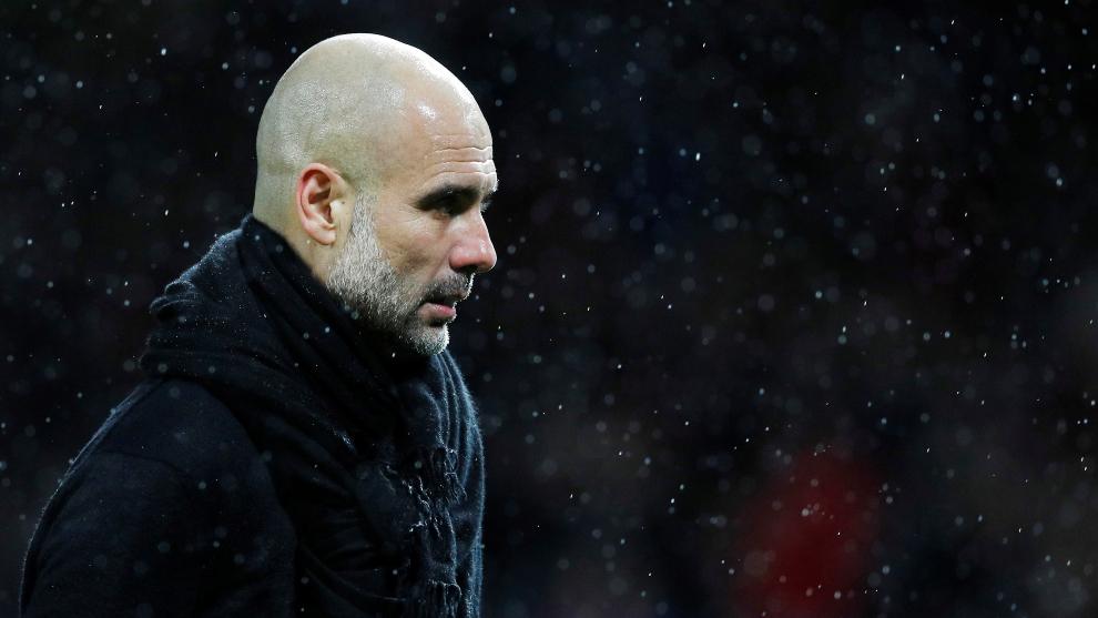 La madre del entrenador del Manchester City falleció por COVID-19.