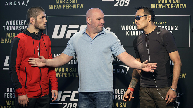 ¡Confirmado! Ferguson vs. Gaethje será el evento estelar de UFC 249