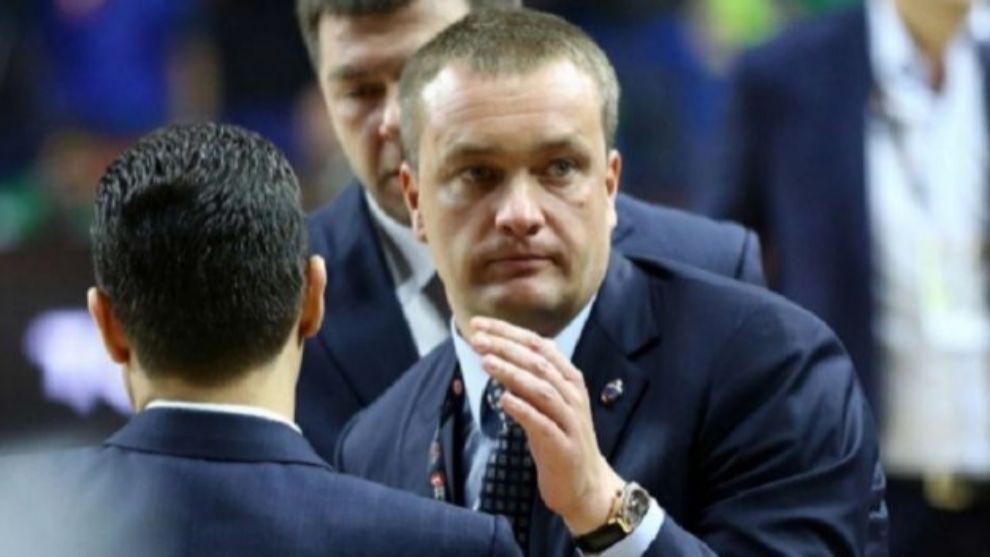 Andrey Vatutin, presidente del CSKA.