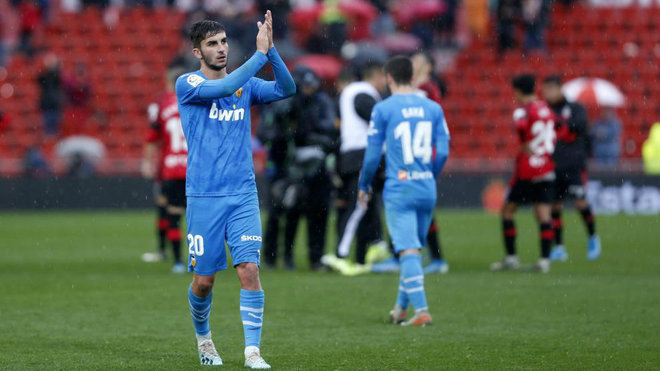 Valencia CF: El Manchester United, otro grande de Europa que se posiciona por Ferran