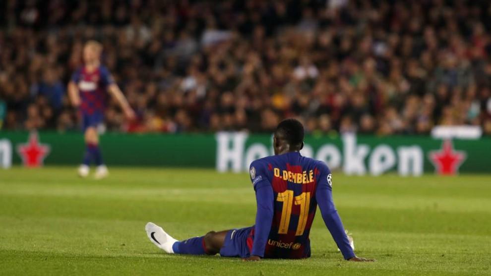 FC Barcelona: El Barça dispuesto a quedarse con Dembélé: sin ...