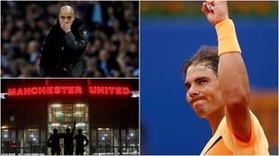 El mundo del deporte se solidariza.