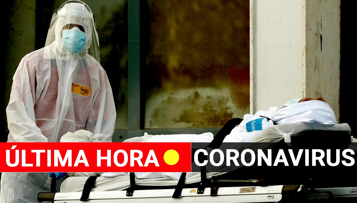Ultima hora del Coronavirus en España