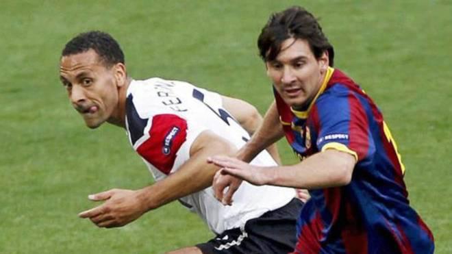 Rio Ferdinand desvela que el Barça lo quiso fichar en 2008