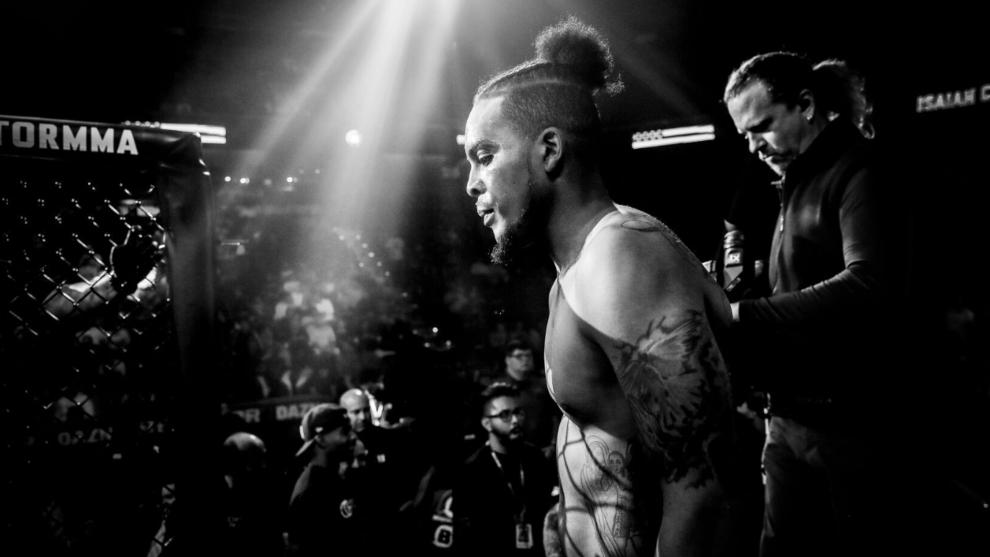 Conmoción en la MMA: peleador Isaiah Chapman murió asesinado a tiros