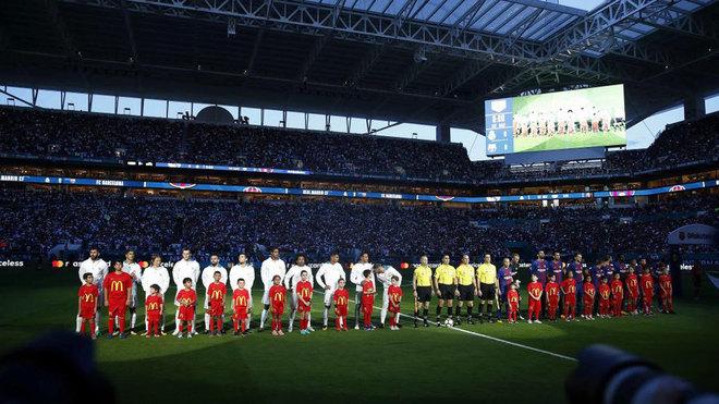 ესპანური კლუბები International Champions Cup-ის გადადების გამო 18 მლნ. ევროს დაკარგავენ