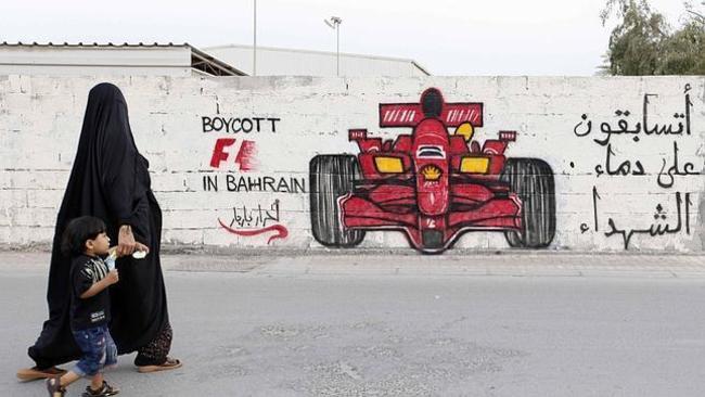 Bahréin 2011, la otra carrera suspendida de este siglo por las...