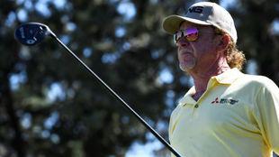 El golfista Miguel Ángel Jiménez.
