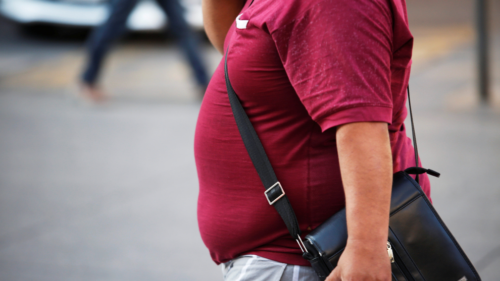 Obesity represents a risk factor to the coronavirus.