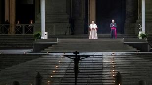 Misa de Sábado Santo del Papa Francisco, la Vigilia Pascual en directo desde el Vaticano