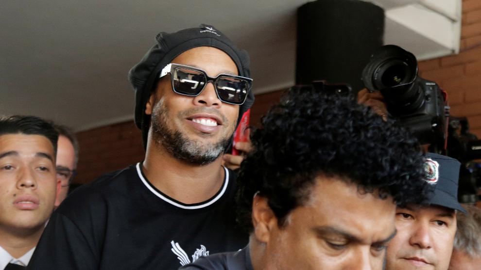 Jorge Valdano sobre Ronaldinho