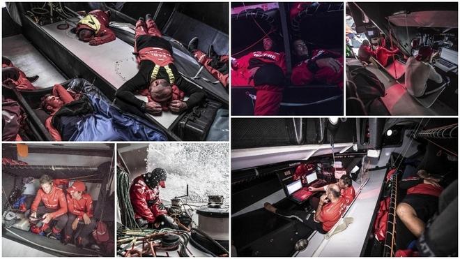 Así vivió la tripulación del MAPFRE la última Volvo Ocean Race.