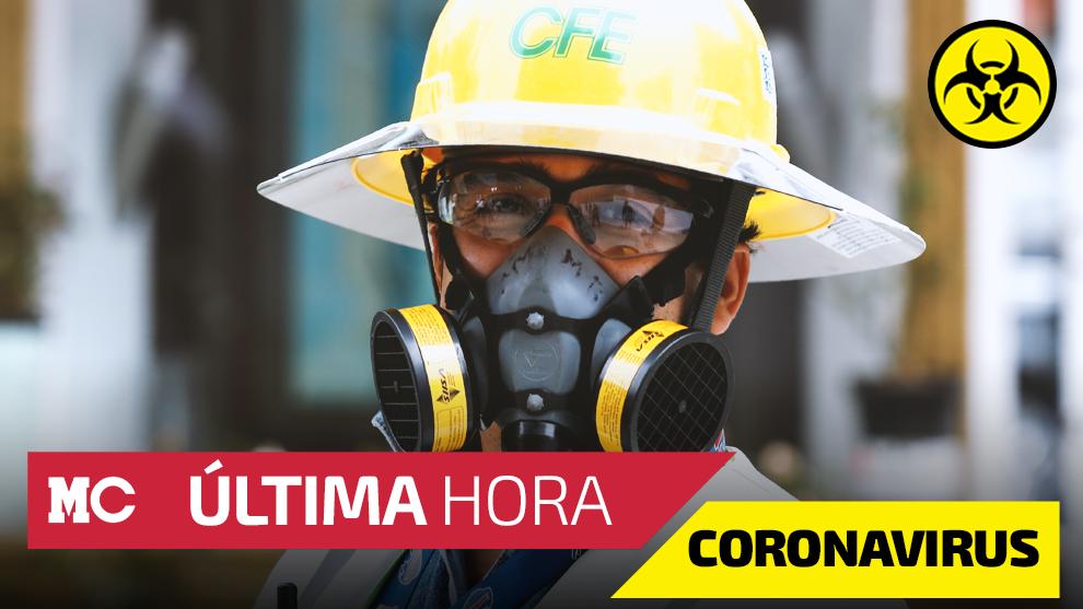 Coronavirus México 31 de agosto