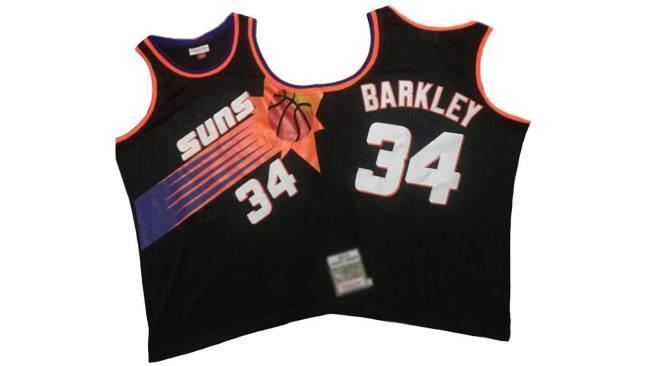 Camiseta NBA CHARLES BARKLEY Phoenix Suns VARIOS MODELOS Y TALLAS
