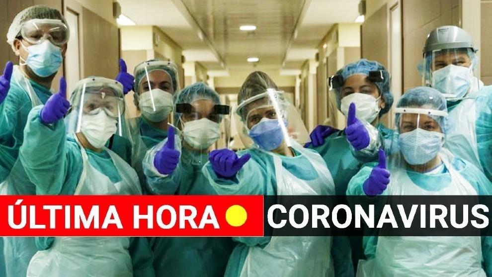 Coronavirus en España hoy | Última hora en directo.
