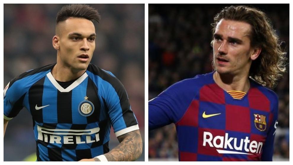 FC Barcelona: El Inter piensa en Griezmann como moneda de cambio ...
