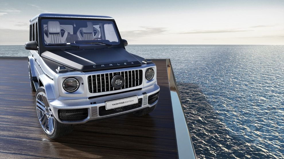 Mercedes-AMG G63 Yachting Limited